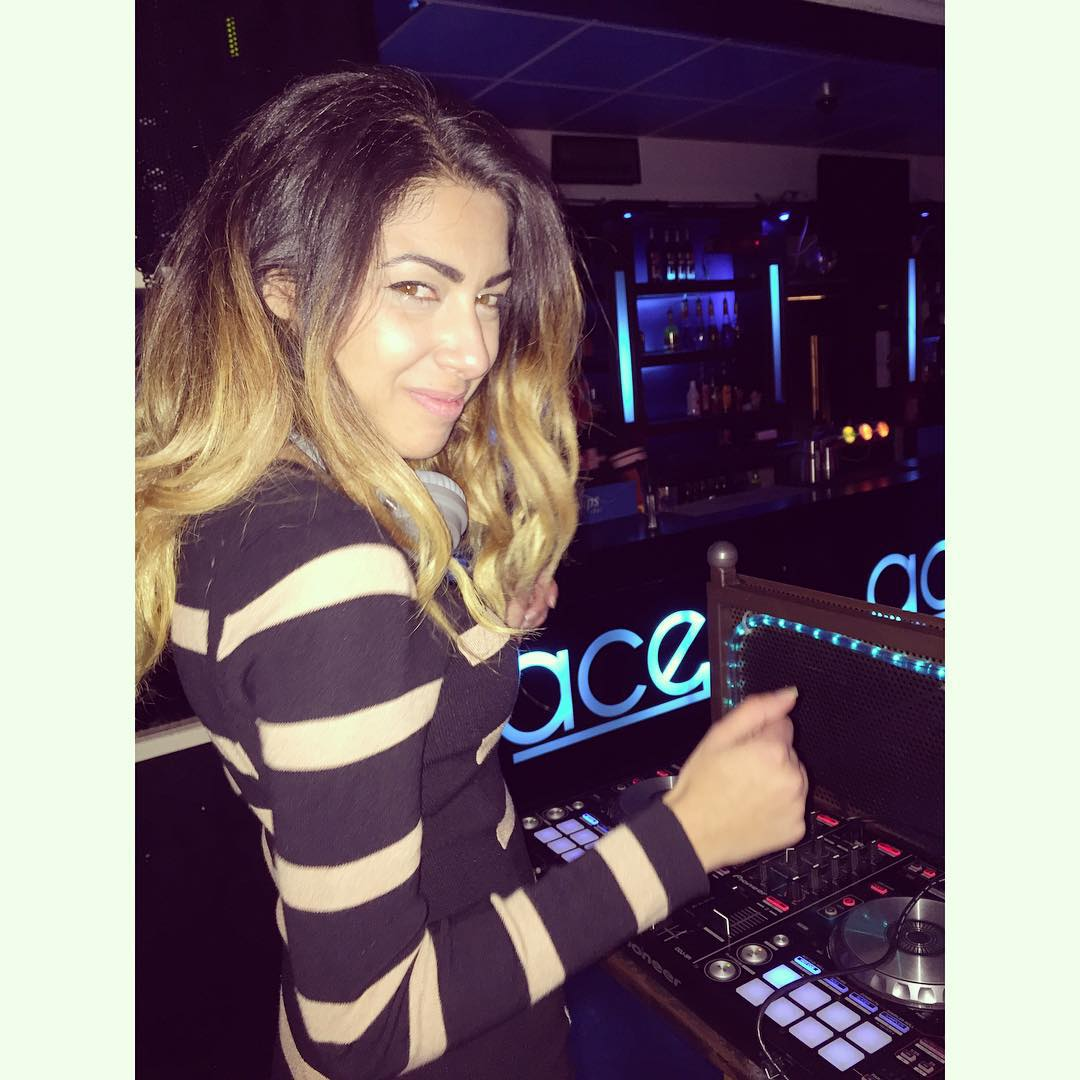 Work mode  DJ Melika at ACE  #dj #djmelika #hiphop #trap #rnb #soul #oldschool #ace #oasisclothes #stockholm