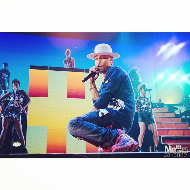 @pharrell by me #globen #pharrell #duvetinte #sweden #nerd
