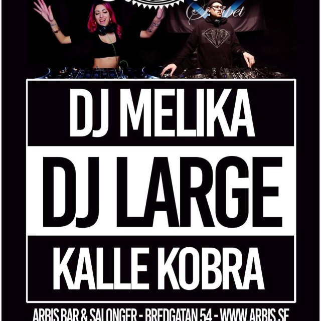 Saturday is going down at arbisnkpg    djmelikahellip