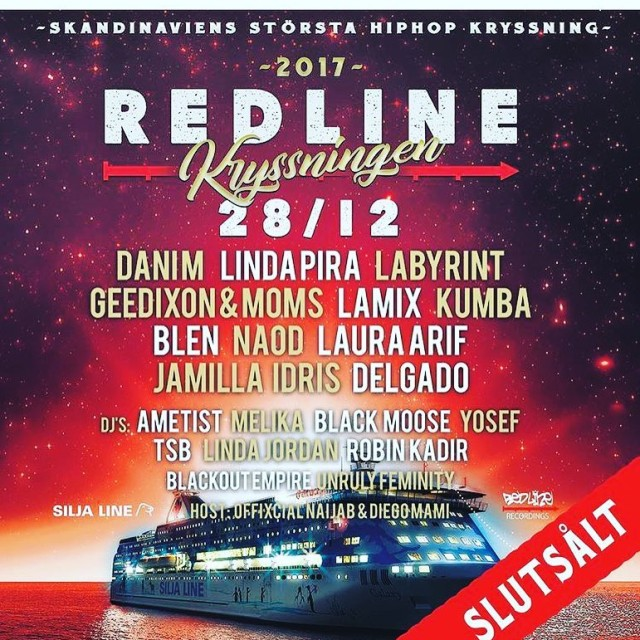 Super excited to play at Redline Cruise